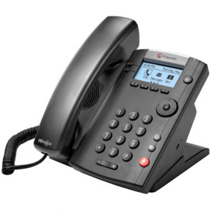 Polycom VVX201 IP Phone