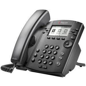 Polycom VVX301 VoIP Phone