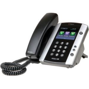 Polycom VVX500 VoIP Phone