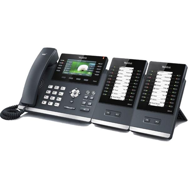 Yealink SIP-T46S IP Phone | VoIP Thailand