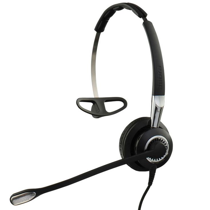 Wired Headset Jabra Biz 2400 Duo Wb Balance: Jabra BIZ 2400 II Mono/Duo Office & Call Center Headset