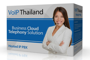 VoIP Thailand Hosted IP PBX