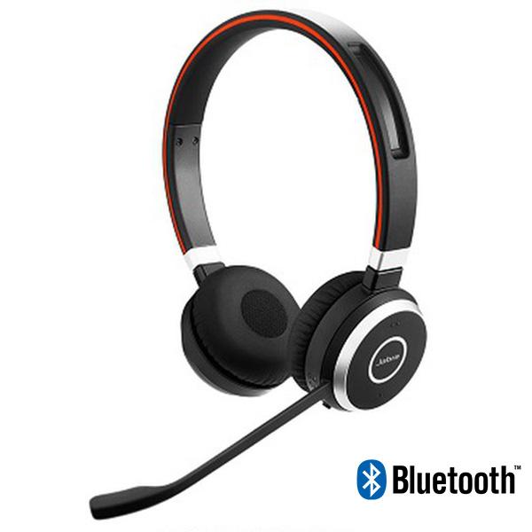 Jabra Evolve 75 Bluetooth Headset Voip Thailand